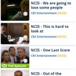 TV.com app for Android – Free streaming over 3G